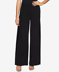 CeCe Moss Wide Leg Pants