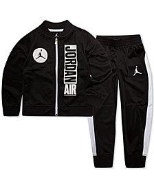 Jordan Toddler Boys 2-Pc. Air-Print Jacket & Pants Set