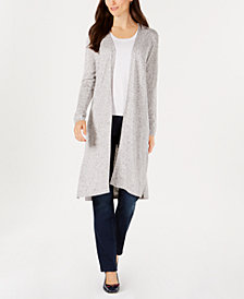 Charter Club Duster Cardigan, Created for Macy's