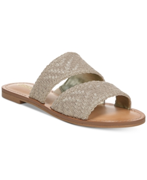 Image of Carlos by Carlos Santana Holly Slide Sandals Women's Shoes