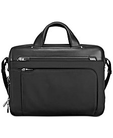 Tumi Men's Arrive Sawyer Briefcase