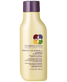Pureology Perfect 4 Platinum Shampoo, 1.7-oz., from PUREBEAUTY Salon & Spa