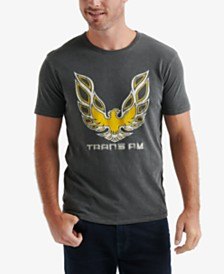 Lucky Brand Men's Trans Am Bird Graphic T-Shirt