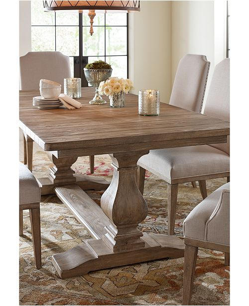 Terrific Rachael Ray Monteverdi Dining Table Bralicious Painted Fabric Chair Ideas Braliciousco