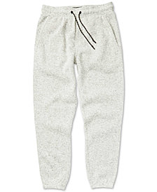 Billabong Men's Boundary Regular-Fit Performance Sweater-Fleece Joggers