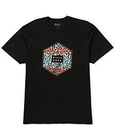Billabong Men's Access Fill Logo Graphic T-Shirt