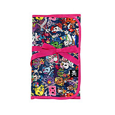 JuJuBe Changing Pad with Memory Foam - Tokidoki Collection