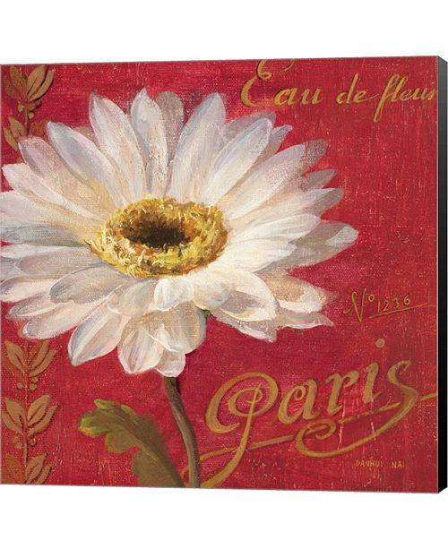 Metaverse Paris Blossom I by Danhui Nai Canvas Art