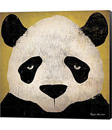 Panda by Pela Studio Canvas Art
