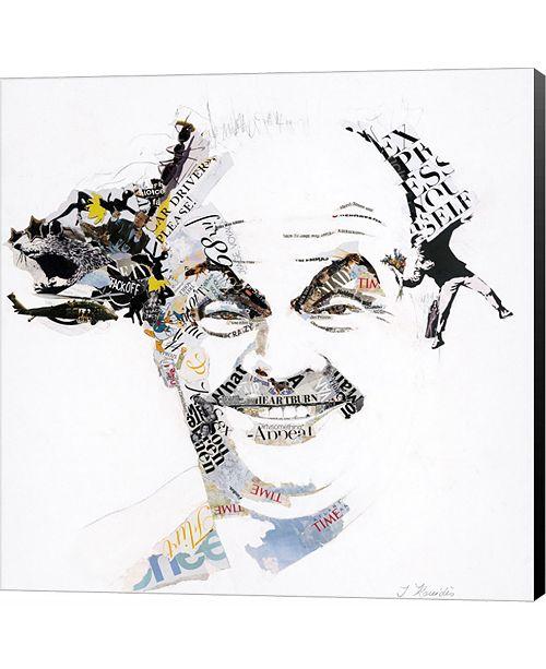 Metaverse Jack by Ines Kouidis Canvas Art