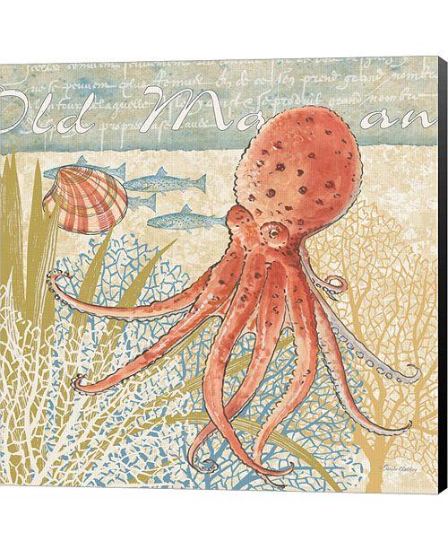 Metaverse Oceana IV by Tara Reed Canvas Art
