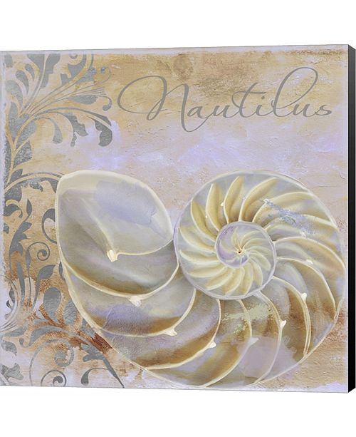 Metaverse Painted Sea III by Color Bakery Canvas Art