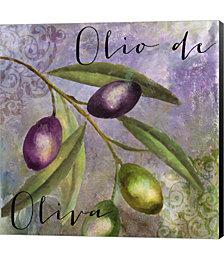 Olivia I by Color Bakery Canvas Art