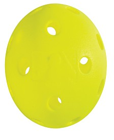 "Franklin Sports Mlb 9"" Indestruct-A-Balls Baseball- Optic Yellow"
