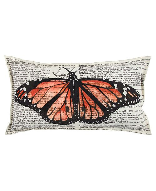 """Rizzy Home Mariah Parris 14"""" x 26"""" Animal Print Pillow Collection"""