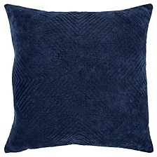 """Donny Osmond 20"""" x 20"""" Geometrical Design Pillow Collection"""
