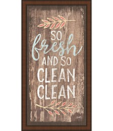 So Fresh and So Clea by Misty Michelle Framed Art