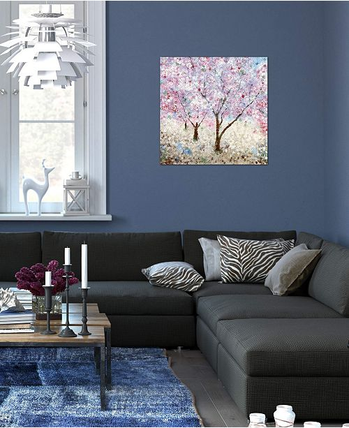 "iCanvas ""Cherry Blossom Festival II"" by Katrina Craven Gallery-Wrapped Canvas Print"