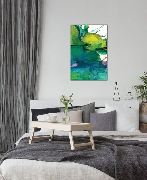 """iCanvas """"Ethereal Moments I"""" by Kathy Morton Stanion Gallery-Wrapped Canvas Print"""