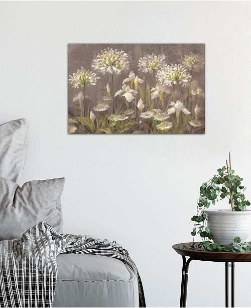 "iCanvas ""Spring Blossoms"" by Danhui Nai Gallery-Wrapped Canvas Print (26 x 40 x 0.75)"