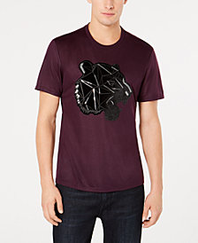 I.N.C. Men's Sequined Panther T-Shirt, Created for Macy's