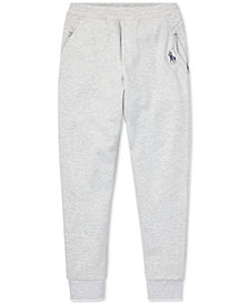 Polo Ralph Lauren Big Boys Double-Knit Joggers