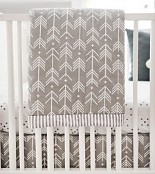 Little Adventurer 3pc Crib Bedding Set