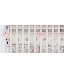Olivia Rose Crib Sheet
