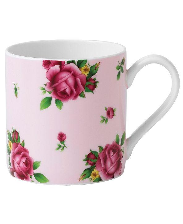 Royal Albert Old Country Roses Pink Mug