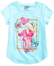 Nickelodeon Big Girls Graphic-Print JoJo Cotton T-Shirt