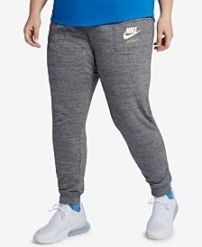 Nike Plus Size Sportswear Gym Vintage Heathered Pants