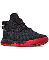 online store a8ae7 909a5 ... nike mens lebron witness iii basketball sneakers from finish line