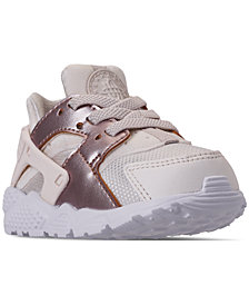 Nike Toddler Girls' Huarache Run Running Sneakers from Finish Line