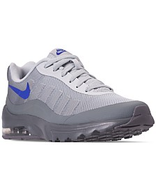 af91f5a3eff1 Nike Men s Air Max Invigor Print Running Sneakers from Finish Line