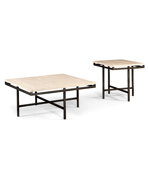 Furniture East Park Piece Set Coffee Table And End Table - East park coffee table