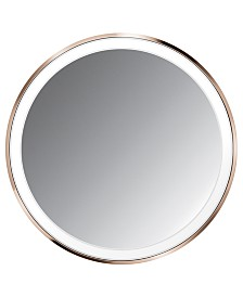 "simplehuman 4"" Compact Lighted Sensor Makeup Mirror"
