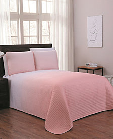 Kenzie 3pc King Quilt Set