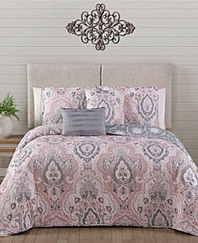 Odette 5pc King Quilt Set