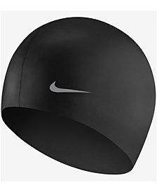 Nike Little & Big Boys & Girls Swim Solid Silicone Youth Cap
