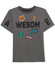 Jem Little Boys Patch Squad Graphic T-Shirt