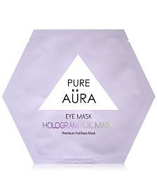 Pure Aura Hologram Foil Eye Mask
