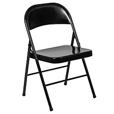 Hercules Series Double Braced Folding Chair