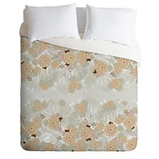 Iveta Abolina White Frost King Duvet Set