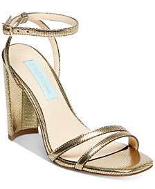 Blue by Betsey Johnson Mady Dress Sandals