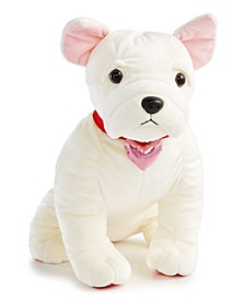 Valentine's Day Bulldog Plush, Created for Macy's