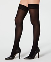 af7c3b78fbe Wolford Velvet De Luxe 50 Stay-Up Thigh-High Hosiery