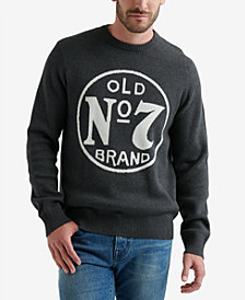 Lucky Brand Men's OLD No 7 Graphic Sweatshirt