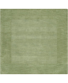 Surya Mystique M-310 Grass Green 6' Square Area Rug