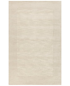 "Surya Mystique M-348 Cream 3'3"" x 5'3"" Area Rug"