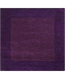 """Surya Mystique M-349 Violet 9'9"""" Square Area Rug"""